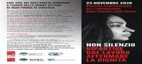 25/11/2020 - Giornata Internazionale Contro la Violenza sulle Donne
